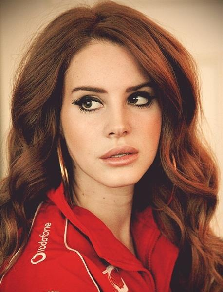 Lana Del Rey 60s Inspired Makeup All Roses Are Pink